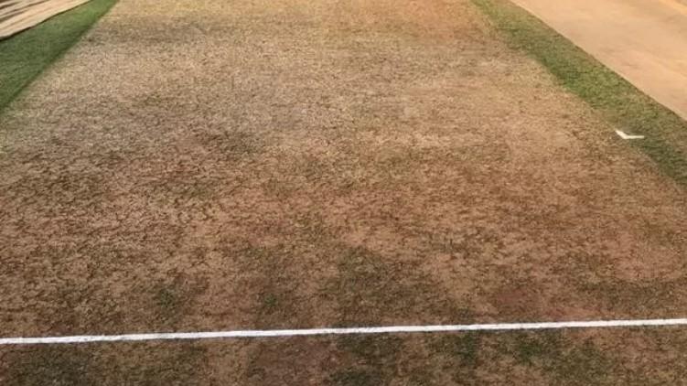 Ahmedabad pitch average rating