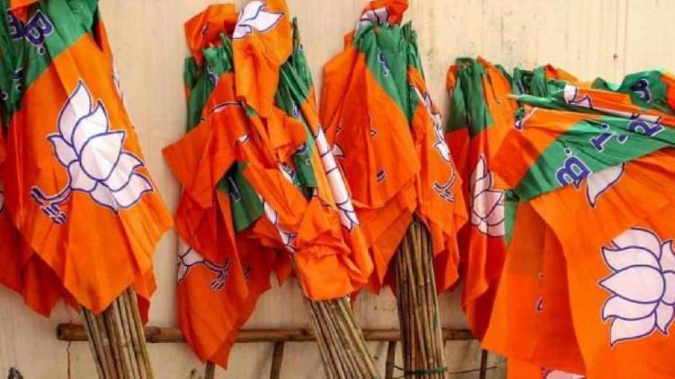 BJP election committee meeting