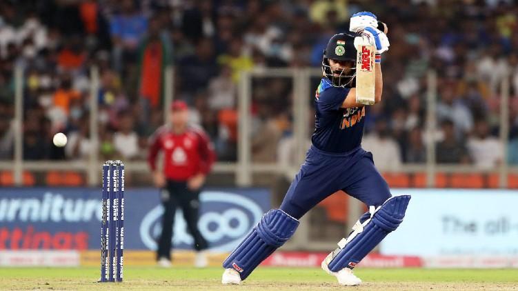 Virat Kohli Score 3000
