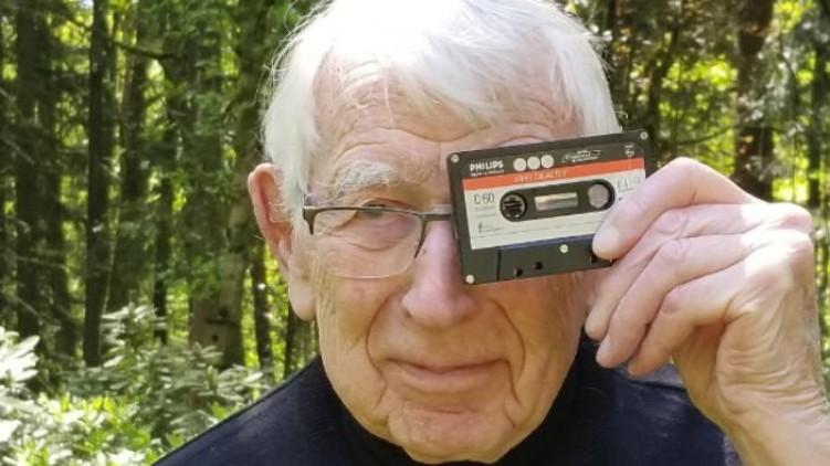 Lou Ottens cassettes dies