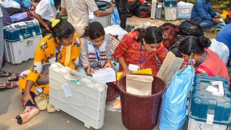 aaasam bengal first phase election today