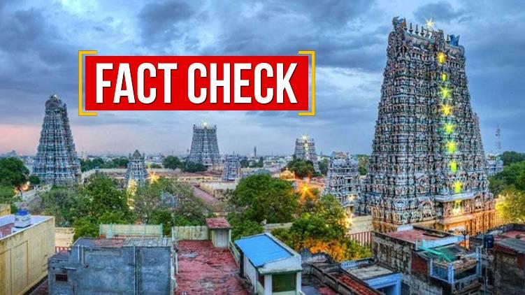 bjp changing TN name 24 fact check
