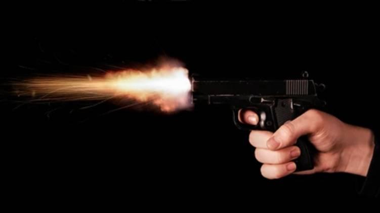 bjp leader shot in tmc