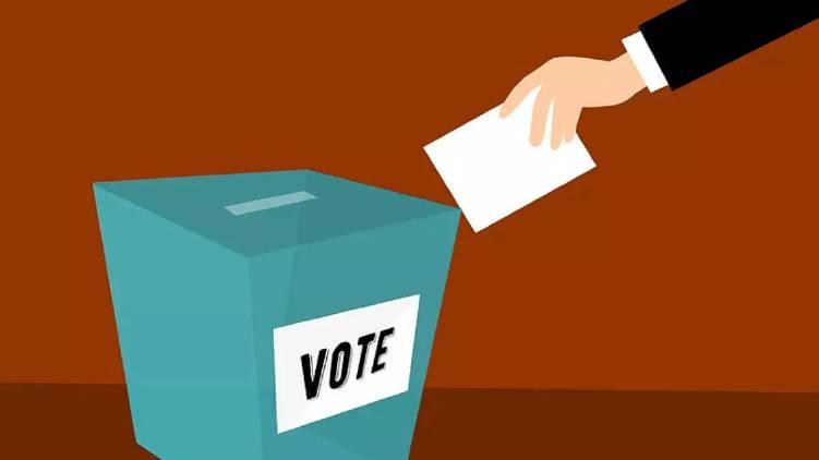 bjp workers blocked voting agents