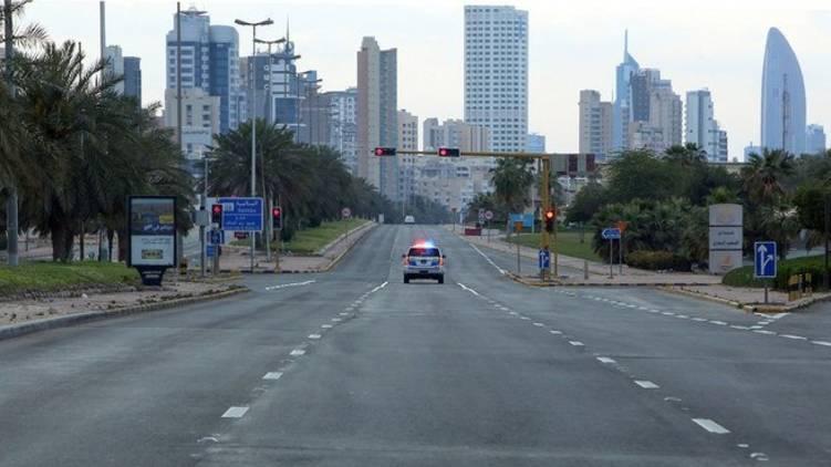 change in kuwait curfew time