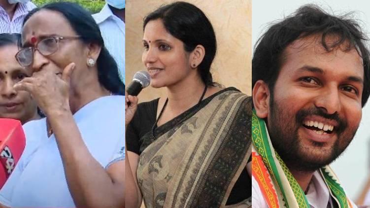 congress consider 3 candidates from vattiyoorkaavu