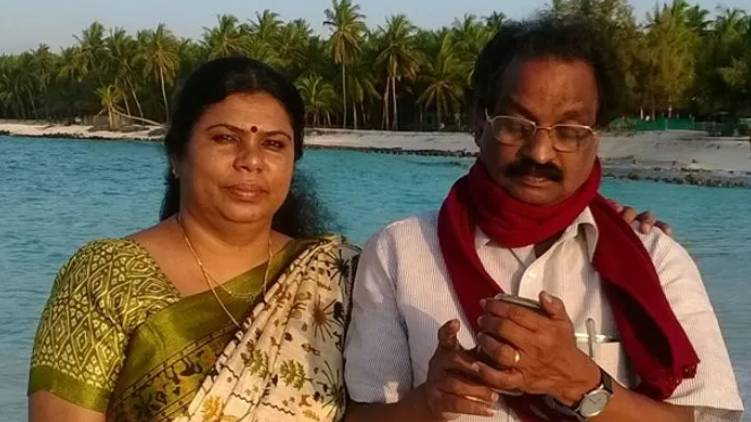 cpim may field minister ak balan wife dr.jameela