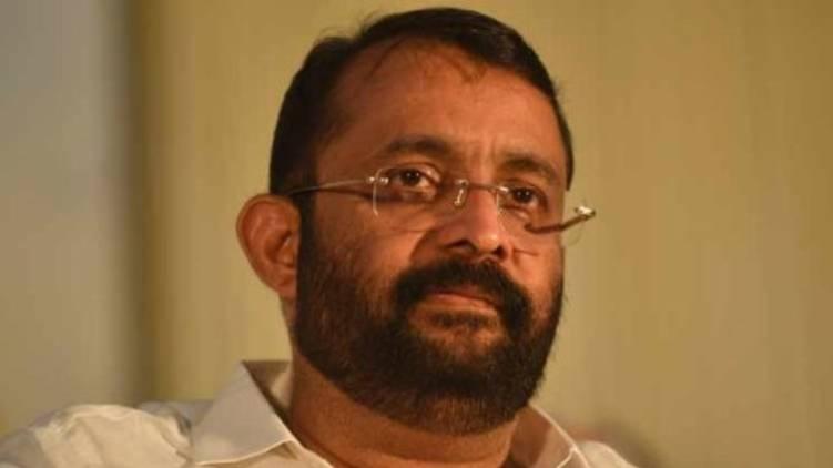 customs notice against p sreerama krishnan