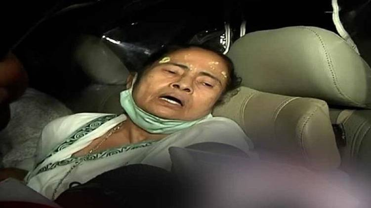 election commission sought report on attack against mamata banerjee