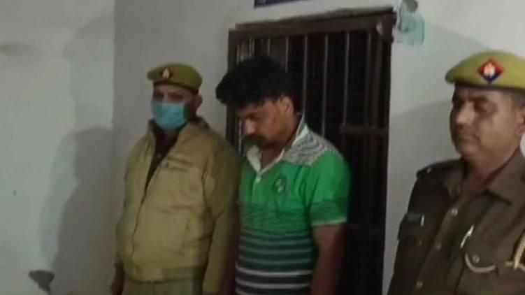 hathras rape victim father shot dead