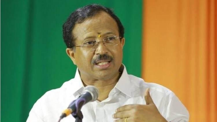 jose k mani expressed apprehensions of kerala Christians says v muraleedharan