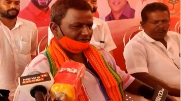k sundara will withdraw nomination