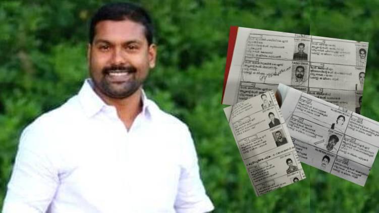 kaipamangalam udf candidate has three votes