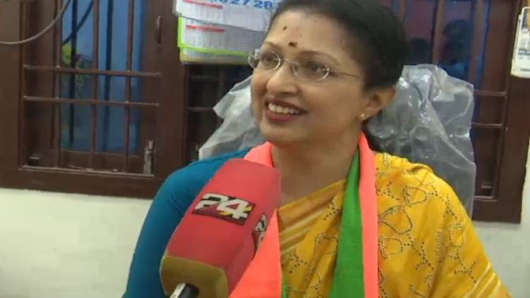 kamal haasan wont win says gauthami