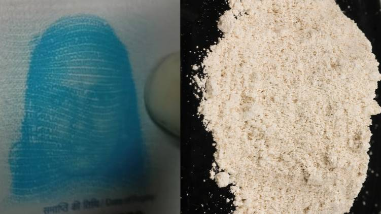 lady smuggled heroin nedumbassery