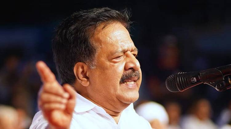 lathika subhash closed chapter says ramesh chennithala