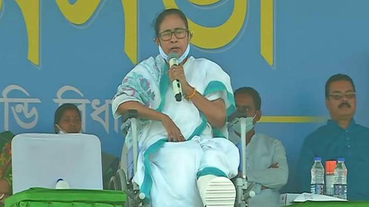 mamta banerjee against bjp ministers