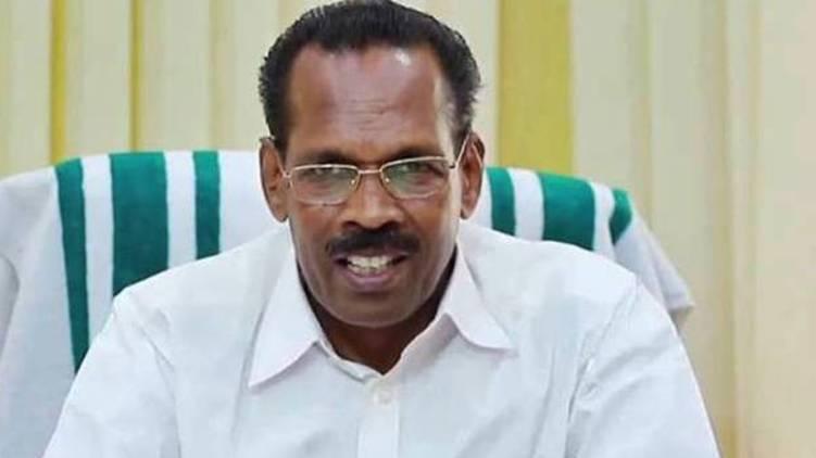 minister tp ramakrishnan on kutyadi protest