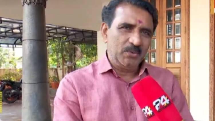 ready to sacrifice for sreedharan says b gopalakrishnan