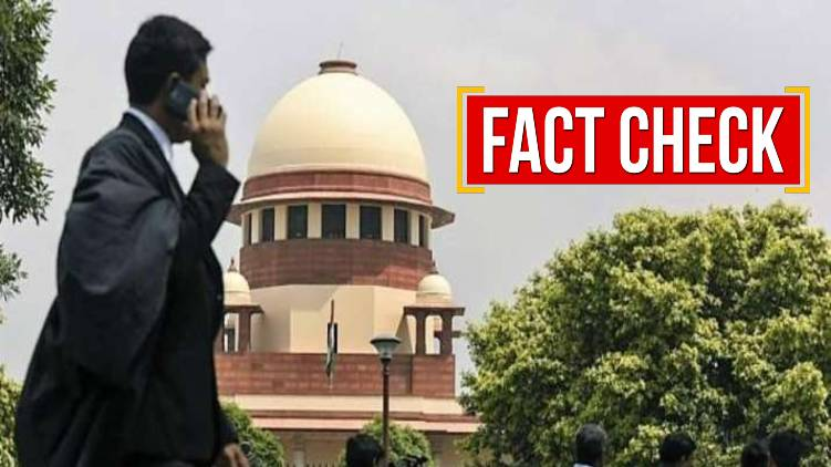 sc judges cant select vaccine 24 fact check