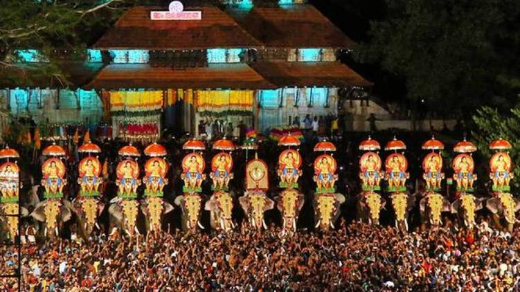 thrissur pooram will be conducted full fledged manner