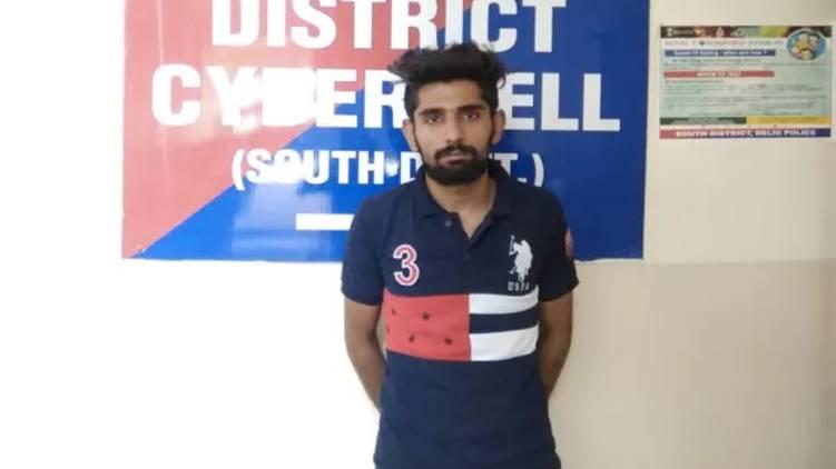 Delhi Cyber Stalker Who uploaded girls Pics Online Arrested