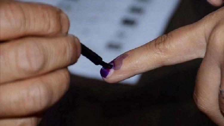 Kerala polling percentage district wise