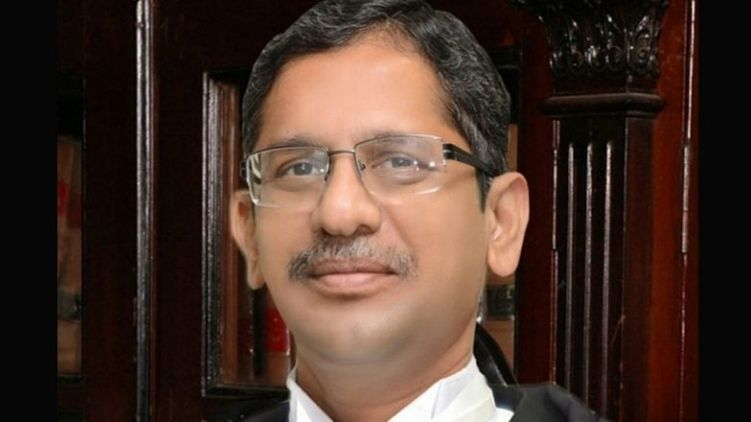 NV Ramana Appointed Next Chief Justice Of India