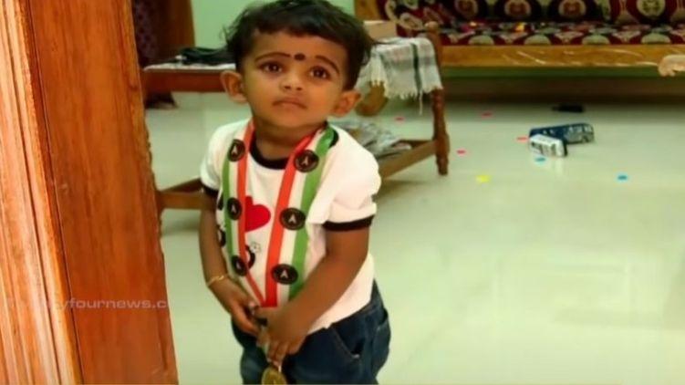 Special story of little genius Bhavik