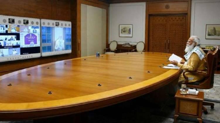 PM Modi covid review meeting