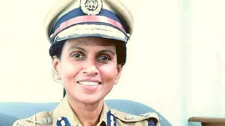 R Sreelekha against thiruvananthapuram museum police