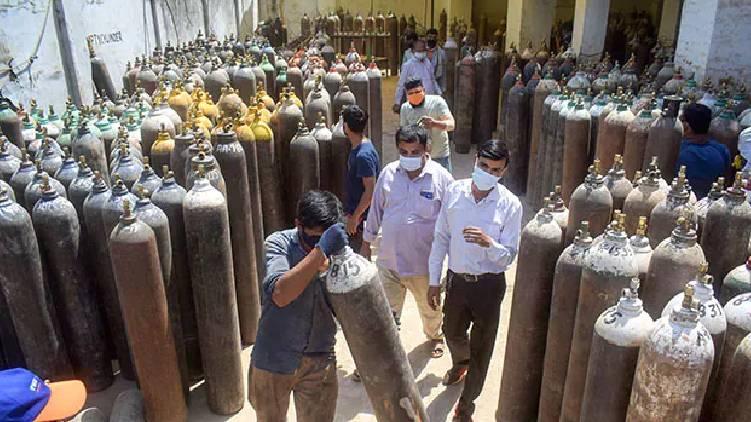 oxygen shortage delhi