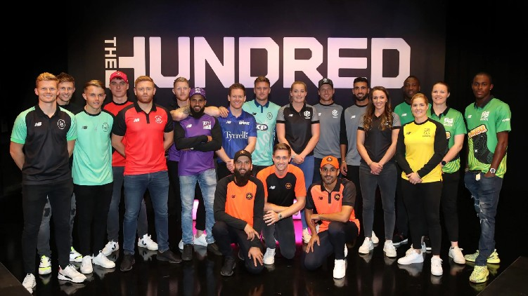 BCCI players participate Hundred