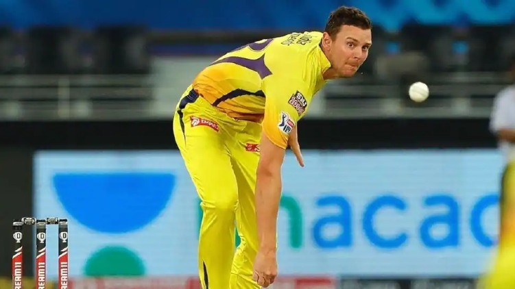 CSK Josh Hazlewood IPL