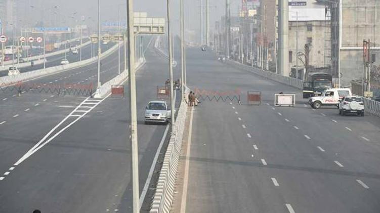 Delhi Meerut Express Highway