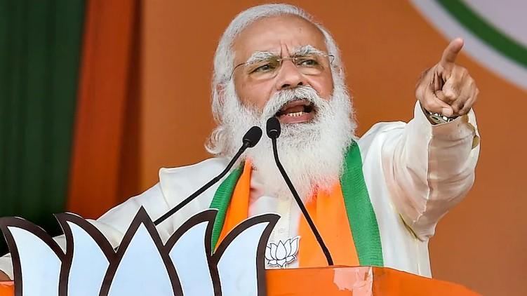 Modi's Vijay rally Pathanamthitta