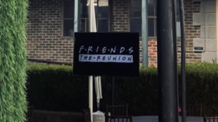 Friends Reunion special episode