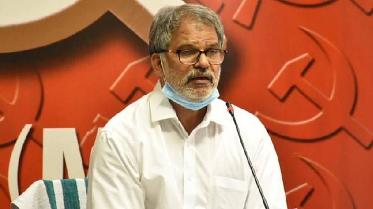 LDF win polls Vijayaraghavan