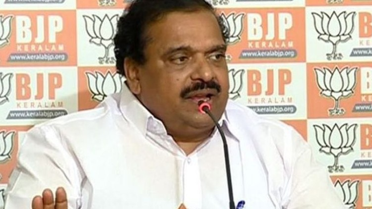 BJP denies amoney laundering