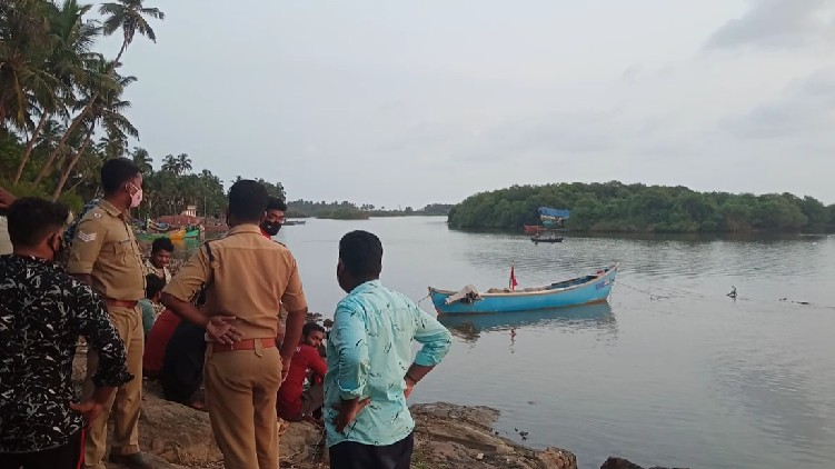 youths drowned bathing river