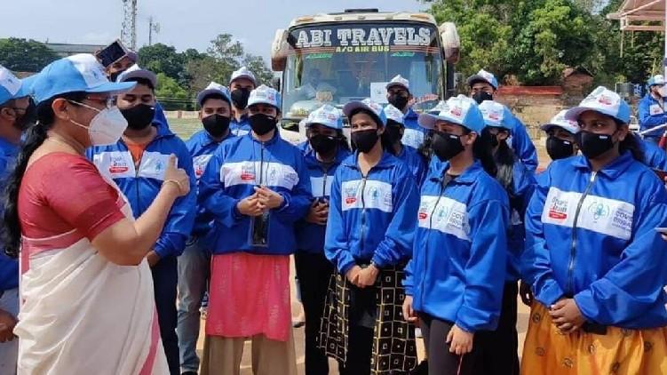 join Covid Brigade Pinarayi