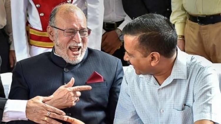 GNCT act New Delhi