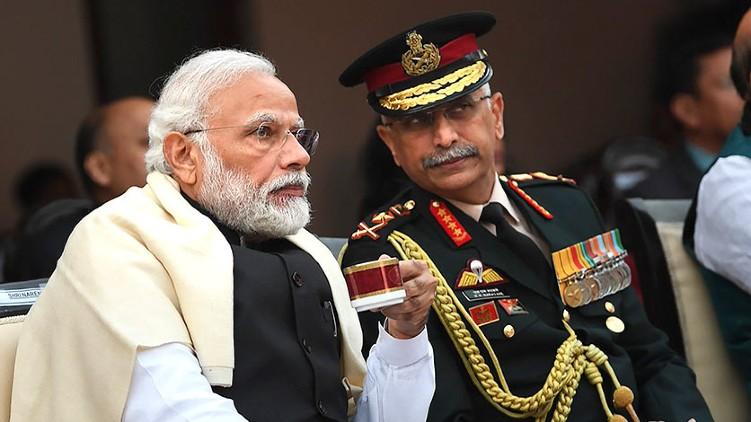 Covid Army Chief Modi