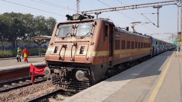 government Janamaithri police railways