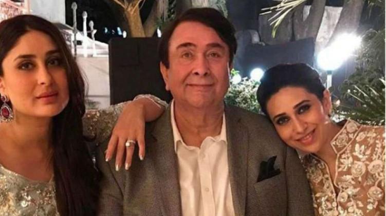 Covid Randhir Kapoor ICU