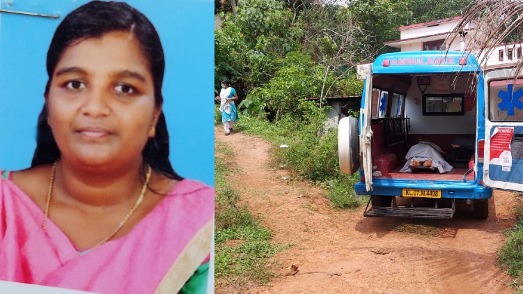 wife covid patient dead