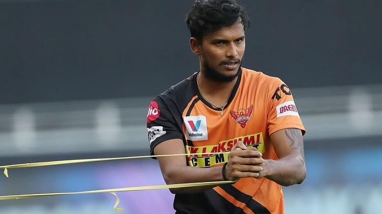 Natarajan Ruled Out IPL