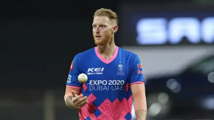 Ben Stokes IPL injury