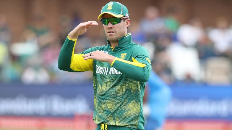 De Villiers national team