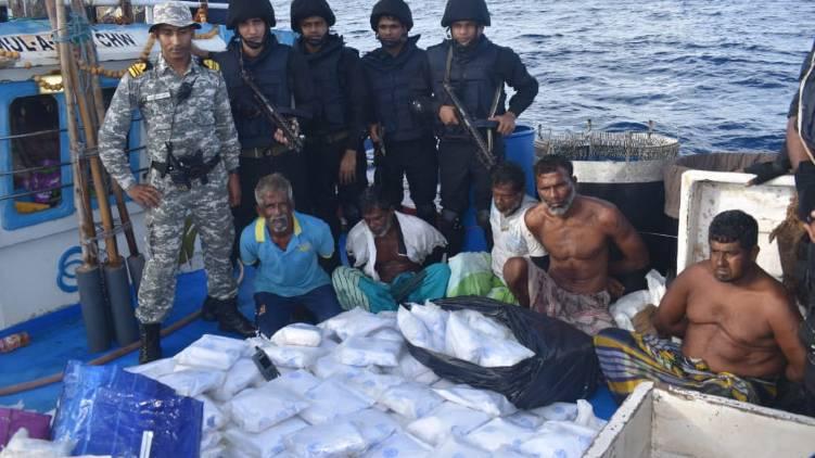 3000 crore drug caught